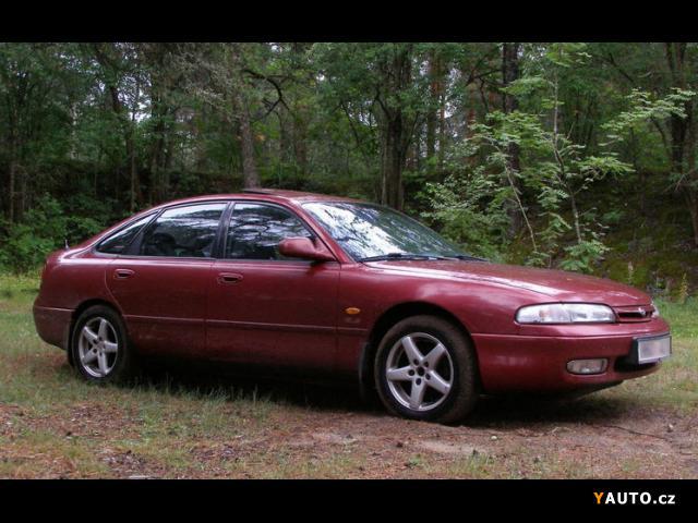 Prodám Mazda 626 2.5 24V V6 GTE