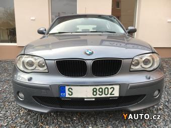 Prodám BMW Řada 1 118i 95kW XENONY, ZÁRUKA