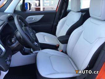 Prodám Jeep Renegade 2,0 Diesel 140k 4x4 AT Limited
