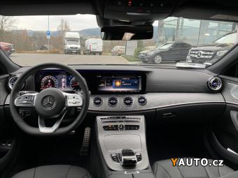Prodám Mercedes-Benz CLS CLS 400 d 4MATIC