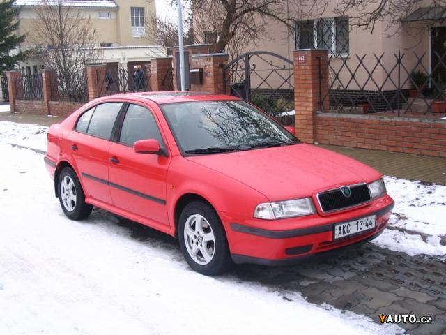Prodám Škoda Octavia ŠKODA OKTAVIA 1.9 TDi
