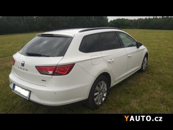 Prodám Seat Leon Combi Style 1.6TDI 77k 4Drive