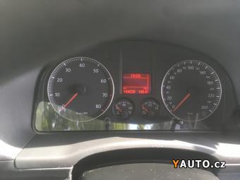 Prodám Volkswagen Caddy 2.0 CNG Klima, záves, kamera