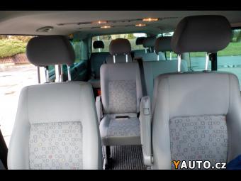 Prodám Volkswagen Caravelle 2.5TDI 96kW,  9míst Long