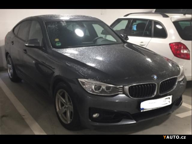 Prodám BMW Řada 3 320i GT Sport Line