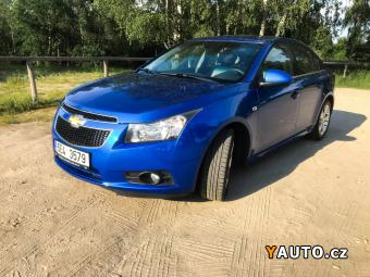 Prodám Chevrolet Cruze 1.8 benzin + LPG