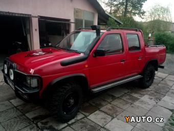 Prodám Nissan Terrano TD27
