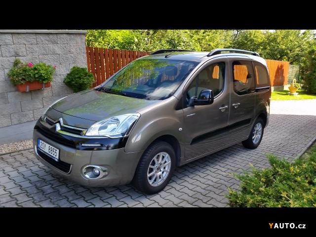 Prodám Citroën Berlingo 1, 6 HDI Multispace