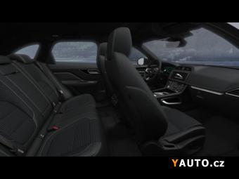 Prodám Jaguar F-Pace 3,0 AWD AT 30d R-Sport MY20