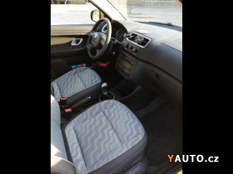 Prodám Škoda Fabia 1.4 16V Ambient