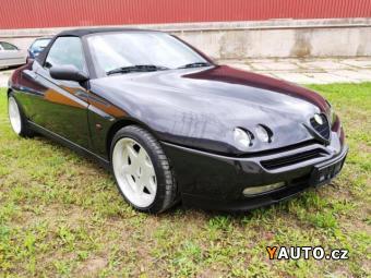 Prodám Alfa Romeo Spider 3.0 v6 Busso 192k
