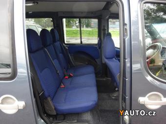 Prodám Fiat Dobló 1.9 JTD MALIBU, KLIMA