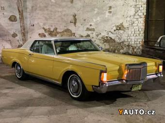 Prodám Lincoln Continental Mark III 7.5 V8