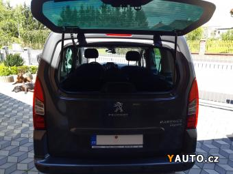 Prodám Peugeot Partner Tepee 1.6 HDI