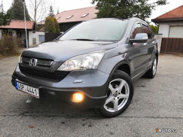 Prodám Honda CR-V EXECUTIVE