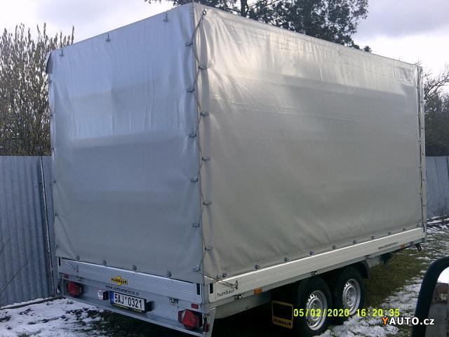 Prodám Humbaur HD 354121