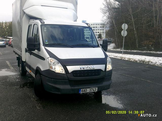Prodám Iveco Daily HT 35s17