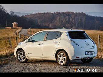 Prodám Nissan Leaf Visia+ 24 kWh