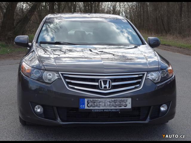 Prodám Honda Accord 2.2 iDTEC Elegance TOP
