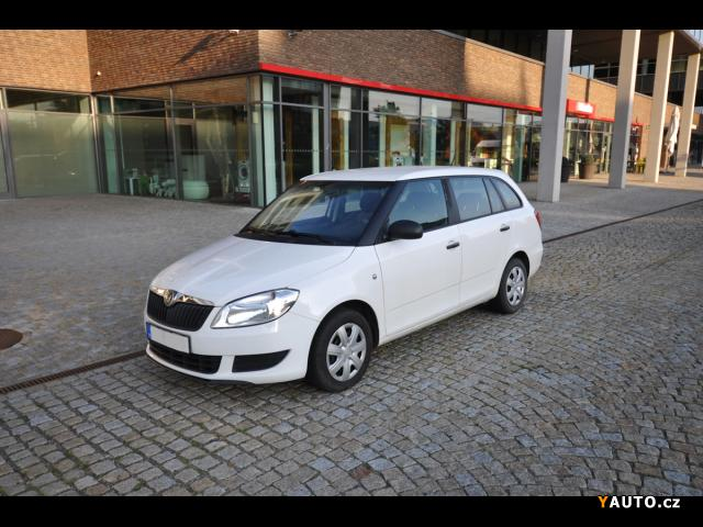 Prodám Škoda Fabia 1.6 TDI, Navigace