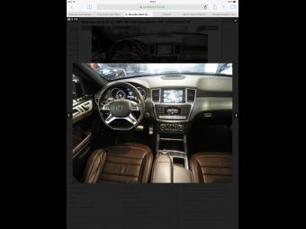 Prodám Mercedes-Benz GL GL 63 AMG