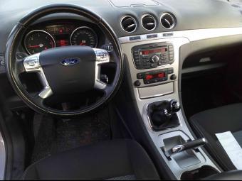 Prodám Ford Galaxy 2.0 diesel 103KW 7míst, taž