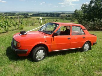 Prodám Škoda 120 L perfektní původní stav
