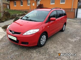 Prodám Mazda 5 1.8i 85kW