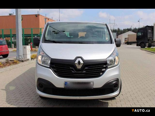 prod m renault trafic l2h1 mikrobus 9 m st prodej renault. Black Bedroom Furniture Sets. Home Design Ideas