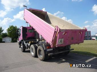 Prodám Iveco Trakker AD 260T45  6x4 S3 EURO