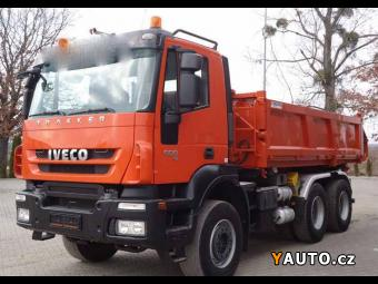 Prodám Iveco AD260 6x4 Bordmatik EURO 5