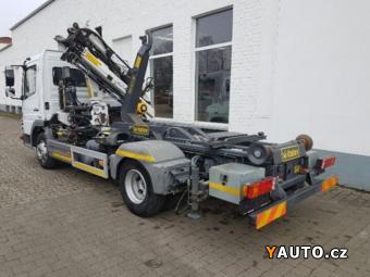 Prodám Mercedes-Benz Atego 818 K HR + JIB EURO 5
