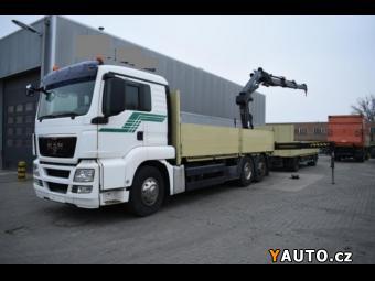 Prodám MAN TGS 26.440 6x2 HR valník EURO