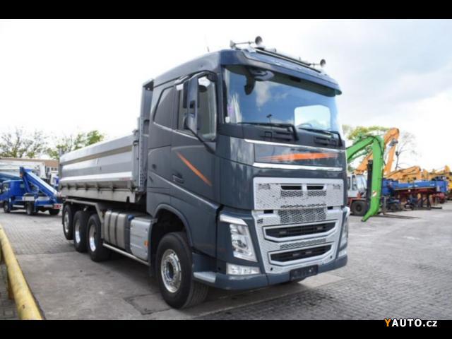 Prodám Volvo FH 13.500 8x4 Bordmatik EURO 6
