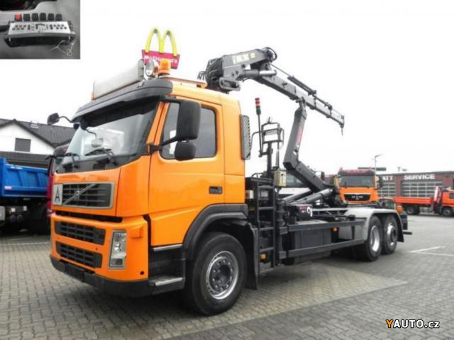 Prodám Volvo FM 440 6x2 JNK + HR EURO 4