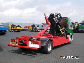 Prodám DAF LF55.250 JNK + HR EEV