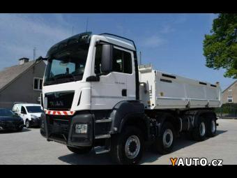 Prodám MAN TGS 35.440 8x6 S3 Bordmatik