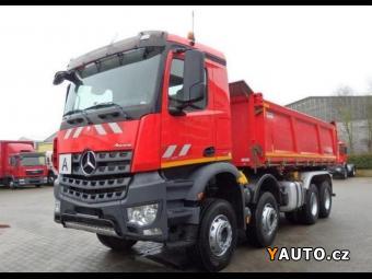Prodám Mercedes-Benz Arocs 4142 8x4 EURO 6