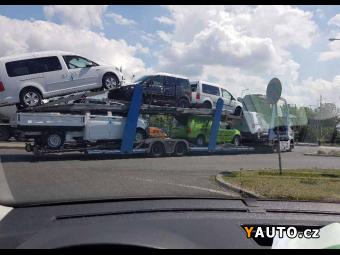 Prodám Mercedes-Benz Actros 2443 6x2 přepravník EU