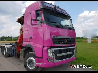 Prodám Volvo FH540 6x2 nosič kontejnerů +HR