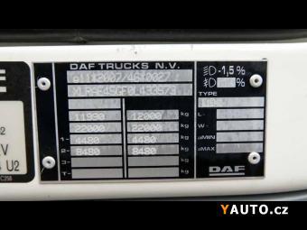 Prodám DAF LF 45.250 shrnovačka EEV