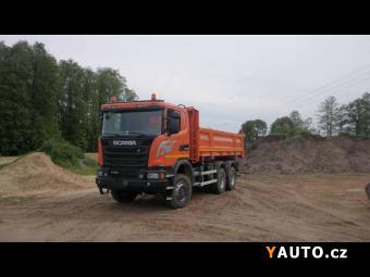 Prodám Scania G410 6x6 Bordmatik EURO 6