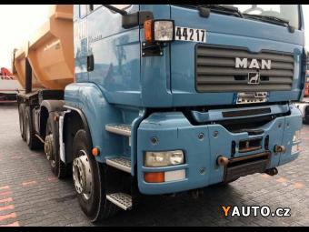 Prodám MAN TGA 35.440 8x6 S1 EURO 4
