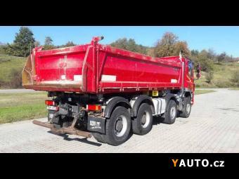 Prodám DAF CF 85.410 8x4 Bordmatik EURO 4