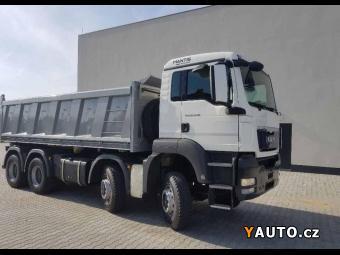 Prodám MAN TGS 35.440 8x6 Bordmatik EUROm