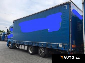 Prodám Mercedes-Benz Actros 2542 6x2 shrnovačka EUR