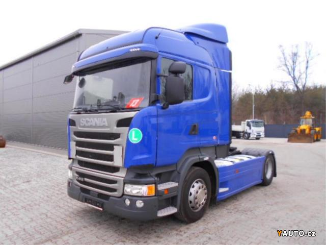 Prodám Scania R410 tahač EURO 6