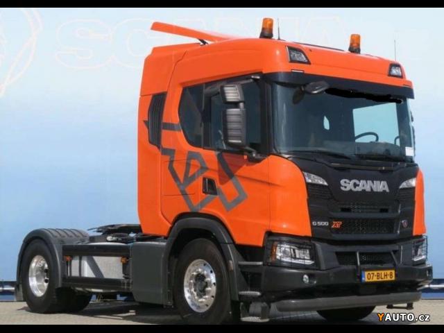 Prodám Scania G500 hydraulika EURO 6