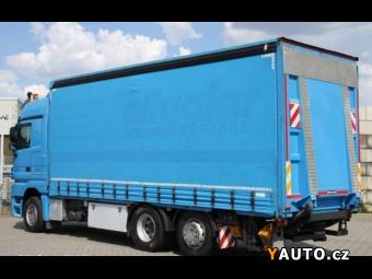 Prodám Mercedes-Benz Actros 2546 6x2 shrnovačka EEV
