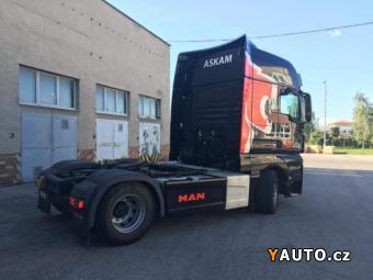 Prodám MAN TGX 18.480 hydraulika EURO 6